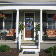 Traditional Porch by Dream Big Developments, Inc.