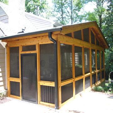 Porches & Screened Porches
