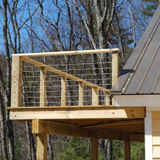 Traditional Porch by Catskill Farms