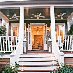 traditional porch porches