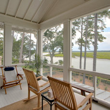 Traditional Porch Porches of the Lowcountry