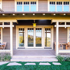 Craftsman Porch by Mark Pearcy ARCHITECTURE