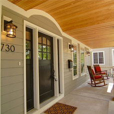 Traditional Porch by Lakewest Builders, Inc.