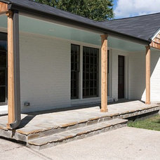 Traditional Porch by Stratton Exteriors