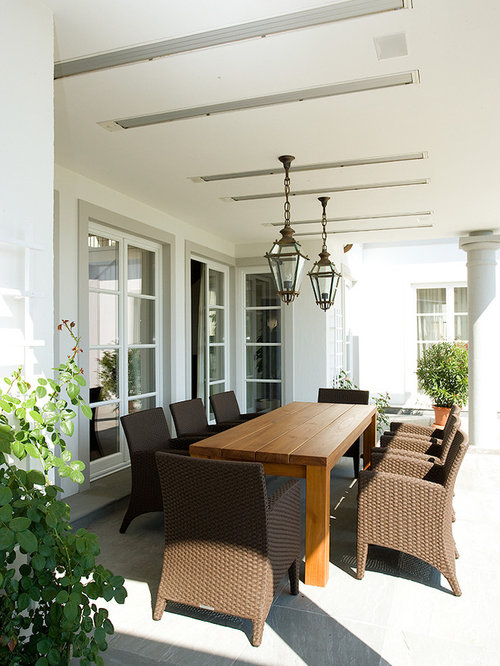 Rattan Dining Chairs | Houzz