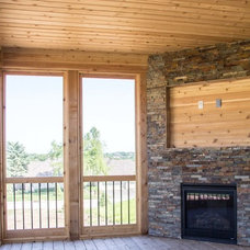 Traditional Porch by LDK Homes