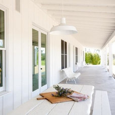 Traditional Porch by Houseplans Studio