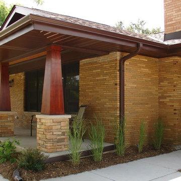 Ranch Porch Addition