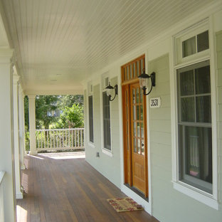 Raymoor Road Project Front Porch