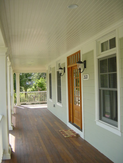 Eclectic Porch by Bryan Whittington