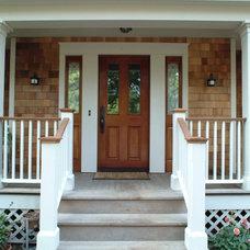 Traditional Staircase by Kaja Gam Design, Inc. & KGHome