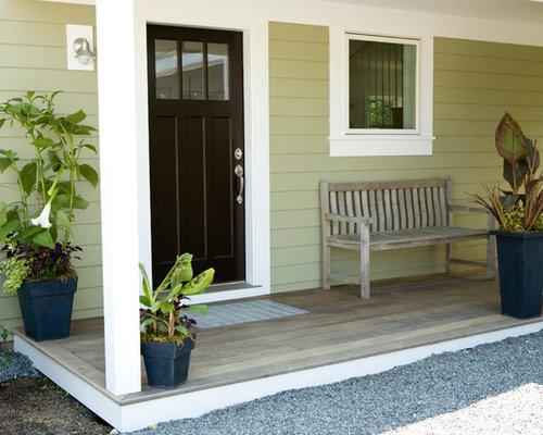 Ideas para terrazas dise os de terrazas de estilo de for Disenos de terrazas de casas pequenas