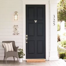 Traditional Porch by Rejuvenation