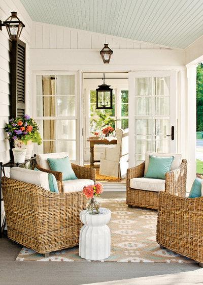 Farmhouse Porch by Historical Concepts