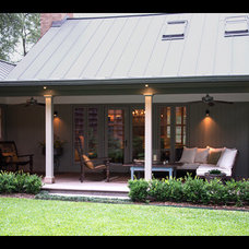 Traditional Porch by R Austin & Sons USA