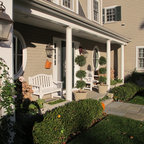Screened In Porch Traditional Porch Dc Metro By