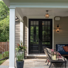 Traditional Porch by Rittenhouse Builders