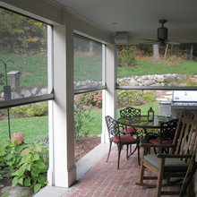 Outdoor Living Enhanced With Automation