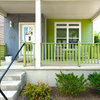 The Joyful Exterior: Perk Up Curb Appeal With a Splash of Green
