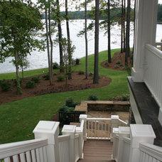Traditional Porch by Duke Development