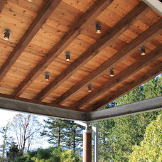 Contemporary Porch by RGN Construction