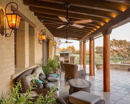 Best Mediterranean Porch Design Ideas Amp Remodel Pictures