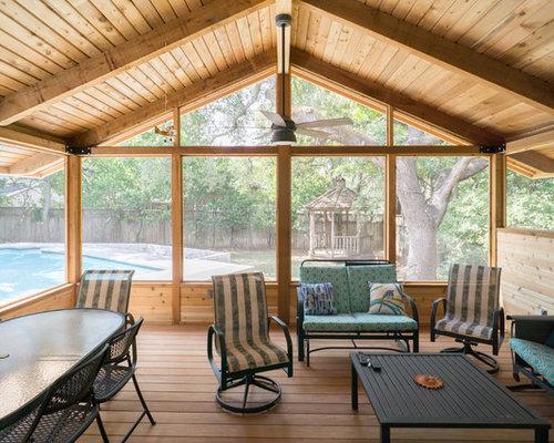 ideas para porches cerrados modernos en austin - Porches Cerrados