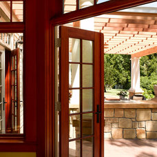 Traditional Porch by 2fORM Architecture
