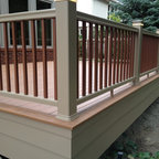 Montclair Nj Traditional Porch New York By