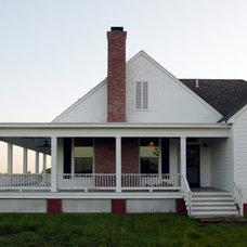 Traditional Porch by David Baca Studio, LLC