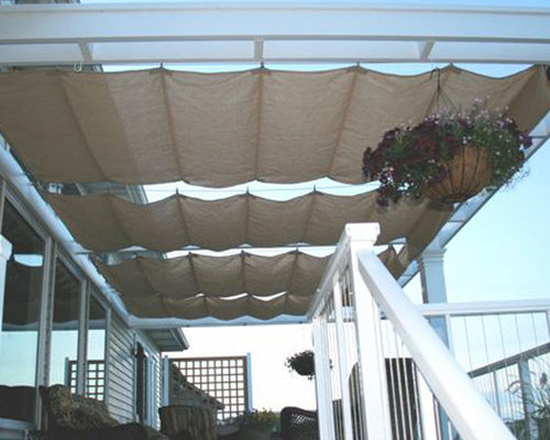 Retractable Shade Cloth Home Design Ideas Pictures