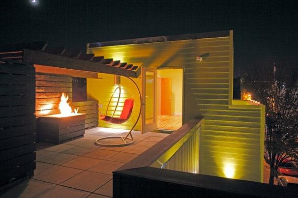 Modern Porch by frankovitchjm