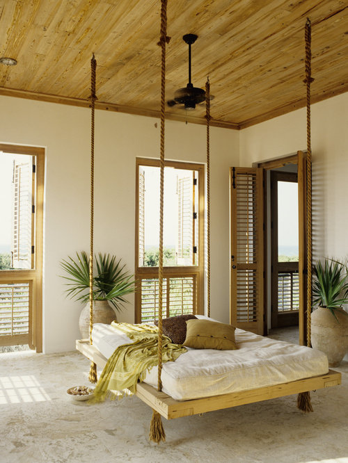 30 Best Tropical Porch Ideas & Designs | Houzz