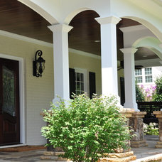 Traditional Porch by Distinctive Remodeling Solutions, Inc