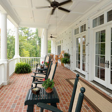 Traditional Porch by Rufty Custom Built Homes and Remodeling