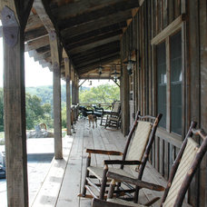 Rustic Porch Rustic Porch