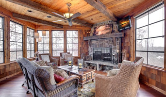Rustic Three Season Room