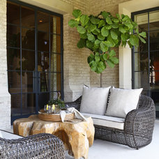 Traditional Porch by Jones Architecture
