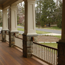 Traditional Porch by Sandy Spring Builders