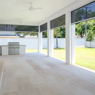 Houzz | 50+ Best Modern Back Porch Pictures - Modern Back Porch ...