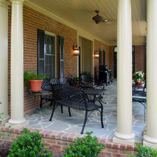 Traditional Porch by Crawford Builders