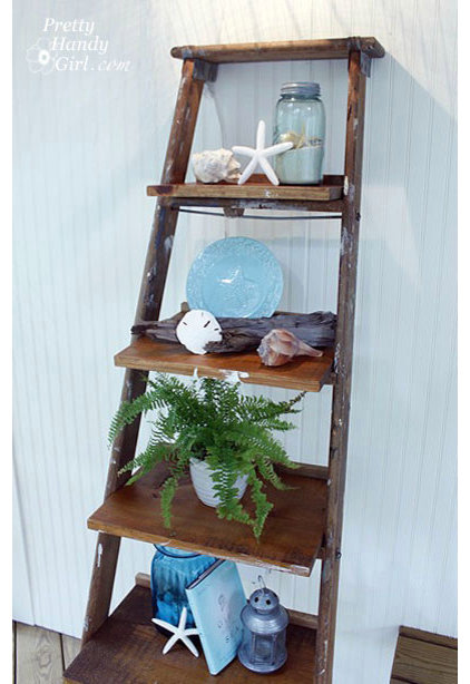 Eclectic Porch by Brittany (aka Pretty Handy Girl)