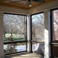 Traditional Porch by Hickman Construction Company, Inc.