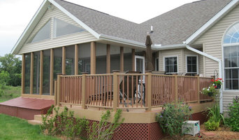 screened in porch/Deck