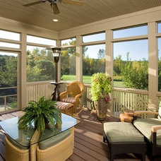 Porch by Marshall Architects