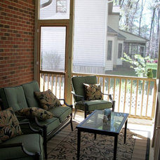 Traditional Porch by T.R. Builder, Inc.