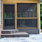Traditional Front Porch Traditional Porch New