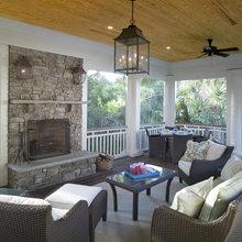 sreened porches