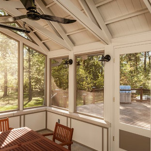 Inspiration for a timeless porch remodel in Indianapolis