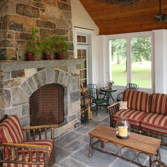 traditional porch by Miana Properties, LLC